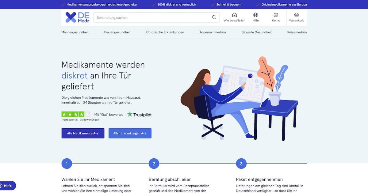 Deutsche Medz Erfahrungen