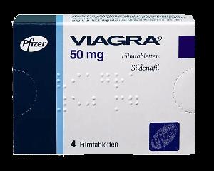 Viagra 50 mg Sildenafil Potenzmittel